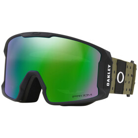 Oakley Line Miner Snow Goggles Herre green/prizm jade